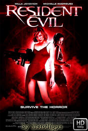 Resident Evil [1080p] [Latino-Ingles] [MEGA]