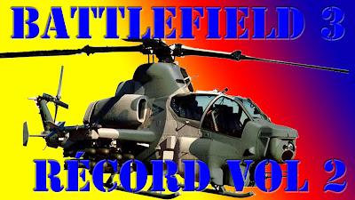 Mi nuevo récord de tiempo montado en un helicóptero de combate.