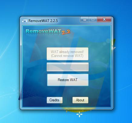 Image Result For Crack Windows Wat Remover