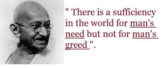 gandhi quotes about education quotesgram