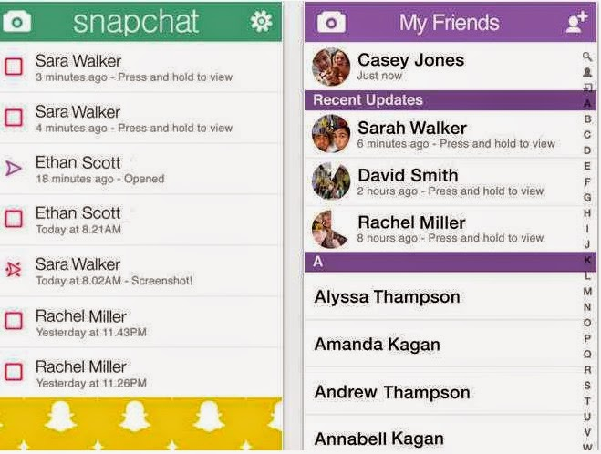 Facebook close to launching its Slingshot, a Snapchat chat application - Android App News