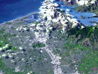 NASA Spacecraft Images New Zealand Quake Region