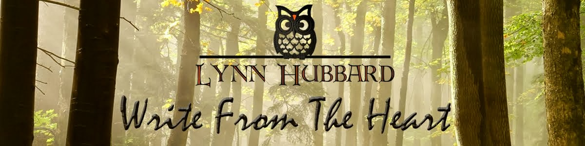 Write From the Heart: Romance Author Lynn Hubbard