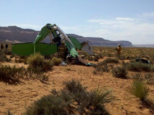 Alfa Img  Showing Gt Grand Canyon Plane Crash 2011
