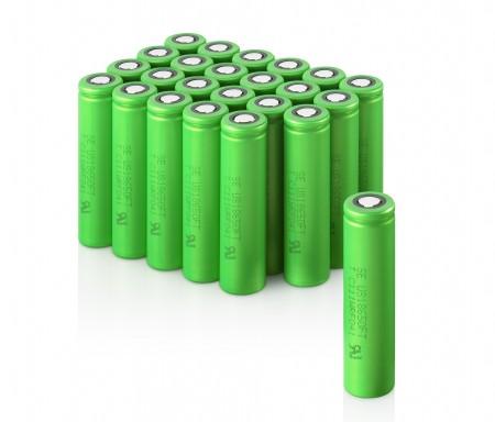 Teknologi Baterai Meningkat Dua Kali lipat