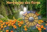 Horóscopo das Flores-Mensagens