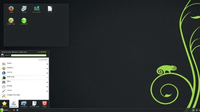 Linux OpenSUSE 1