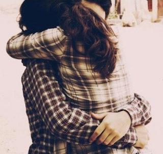 abrazo inolvidable