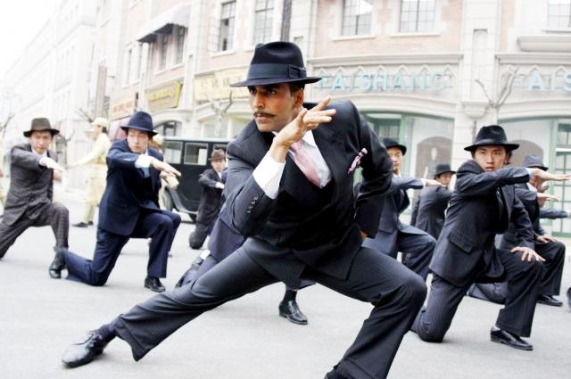 Kung Fu Mỹ Quốc, Chandni Chowk To China