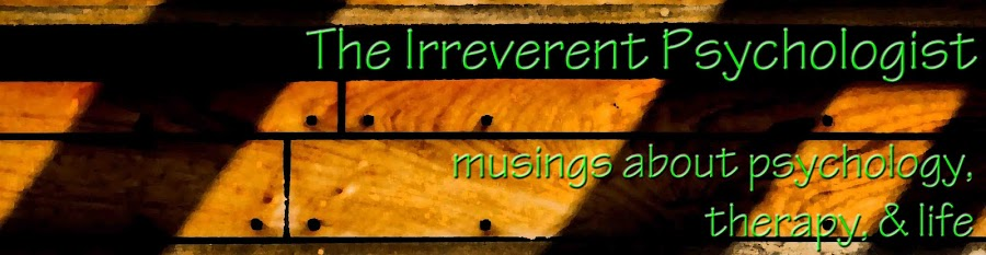 The Irreverent Psychologist