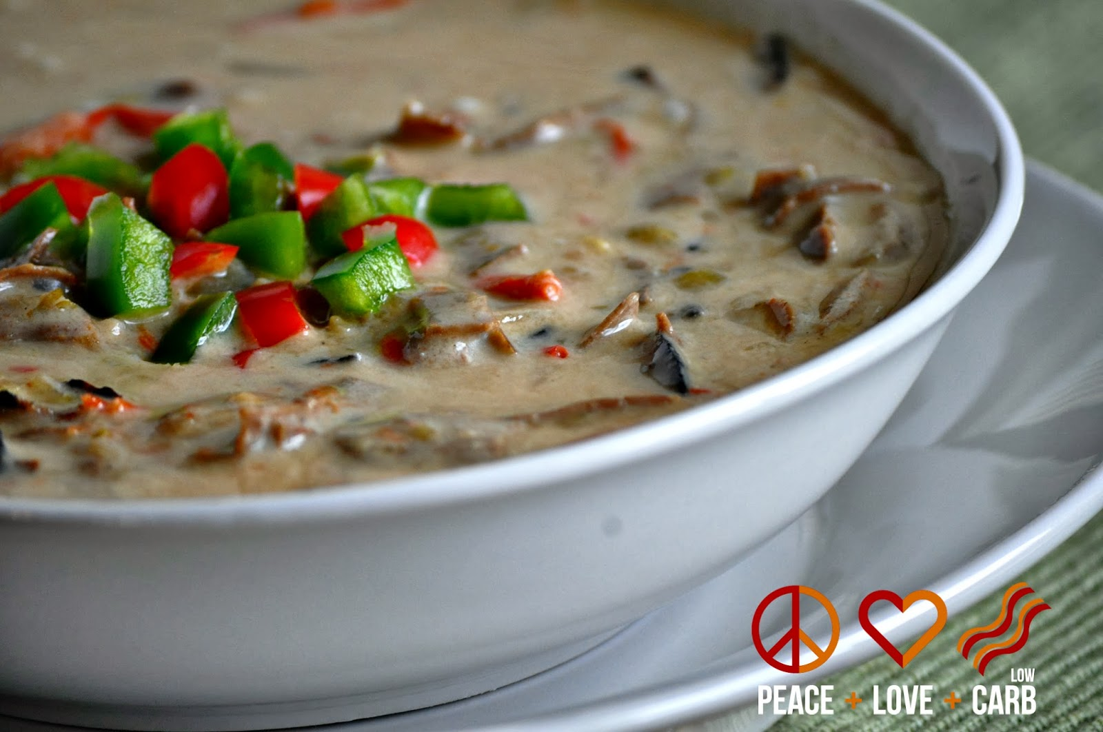 Philly Cheese Steak Soup Recipe Allrecipescom