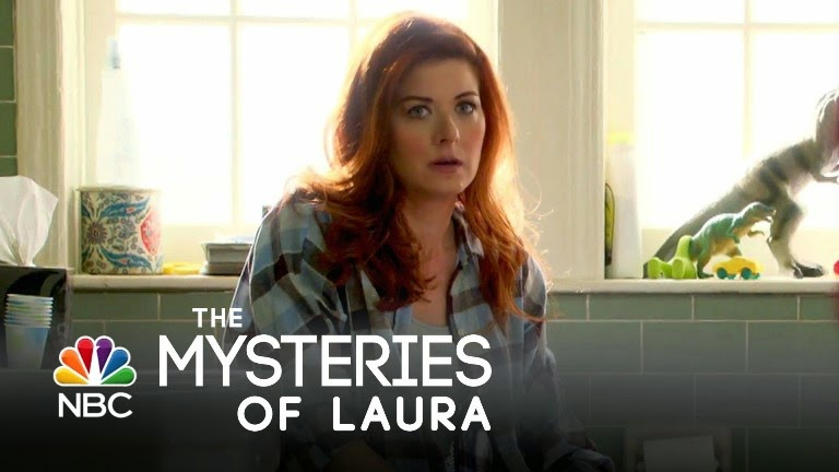 "The Mysteries of Laura - Pilot - Advance Preview: ""Is it really that bad?"""