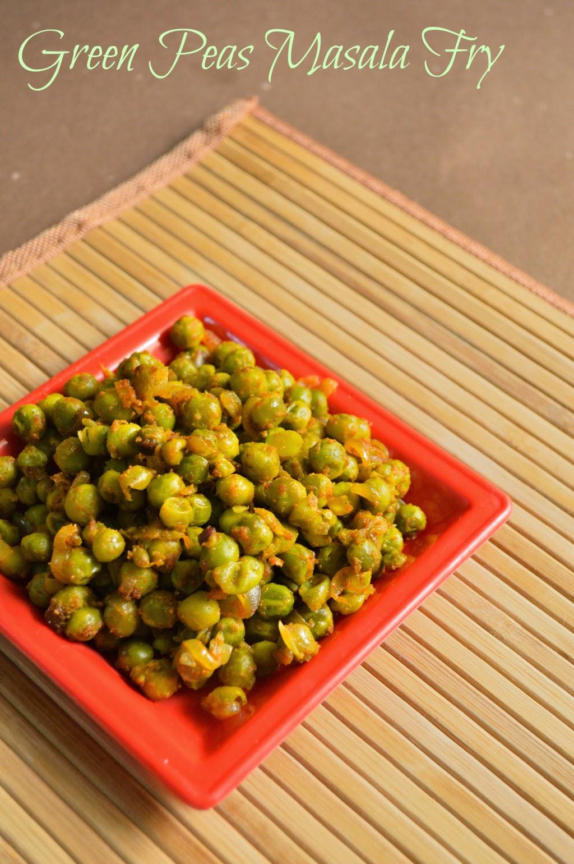 how to prepare frozen peas
