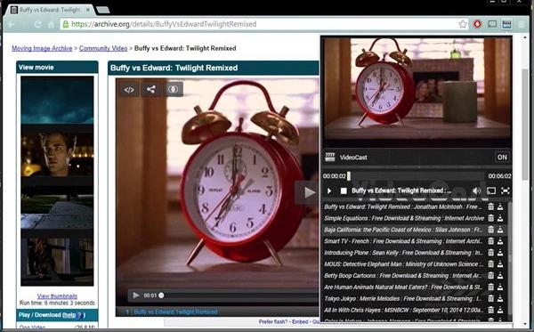 how to add chromecast extension to google chrome