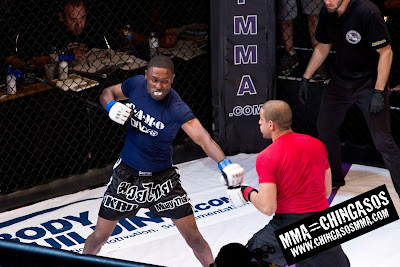 hard punches mma
