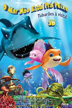 O Mar Não Está prá Peixe Tubarões à Vista! (Dublado) BDRip RMVB