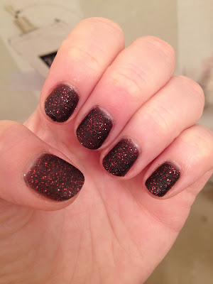 OPI, OPI Liquid Sand nail polish, OPI Stay The Night, nail polish, nail varnish, nail lacquer, manicure, mani monday, #manimonday, nails