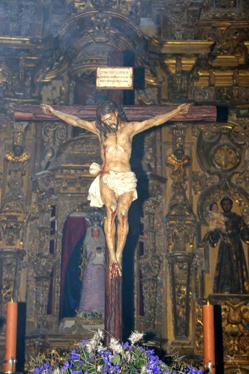 Stmo. Cristo de la Sangre Medina Sidonia