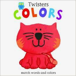 Colors: Match the Words and Colors!