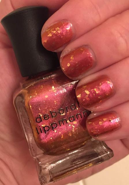 My 2014 in nails, #ManiMonday, Mani Monday, manicure, nails, nail polish, nail lacquer, nail varnish, Deborah Lippmann Marrakesh Express