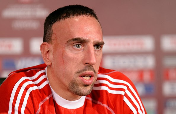 franck ribery picture world