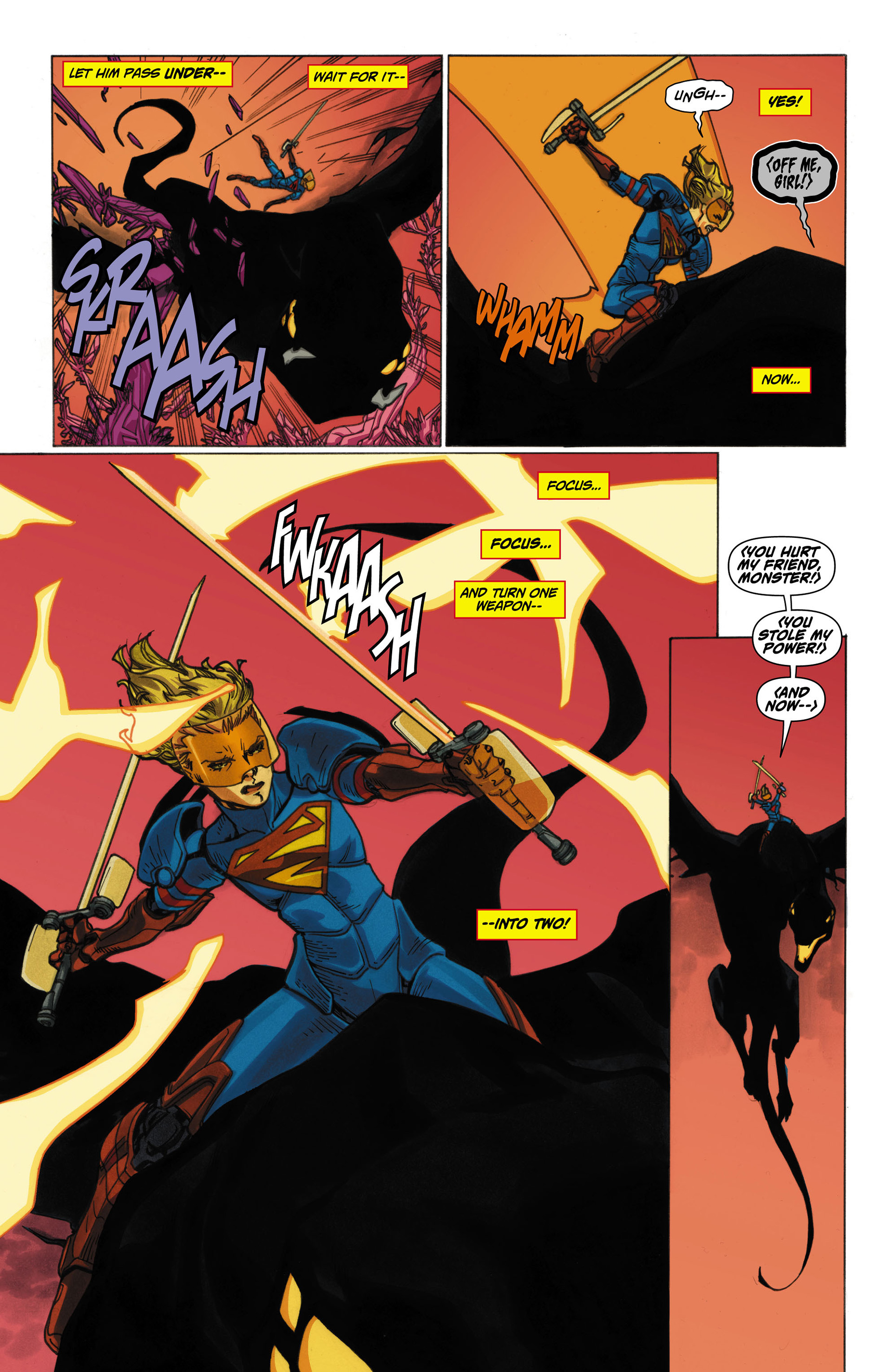 Supergirl (2011) Issue #10 #12 - English 14
