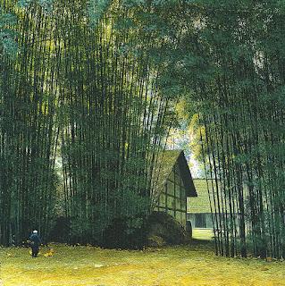 Paisajes Chinos Zen Pintura