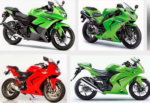 Harga Terbaru dan Terlengkap Motor Kawasaki Ninja