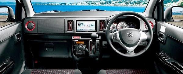 Suzuki Alto Turbo RS