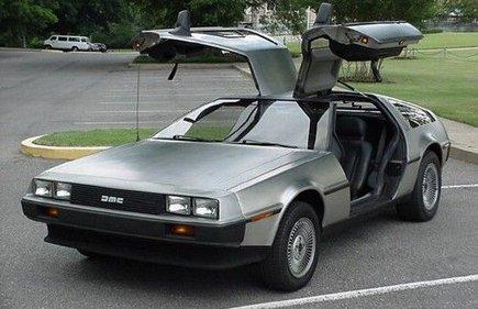 Dünyanın geleceğe gidip gelen tek otomobili