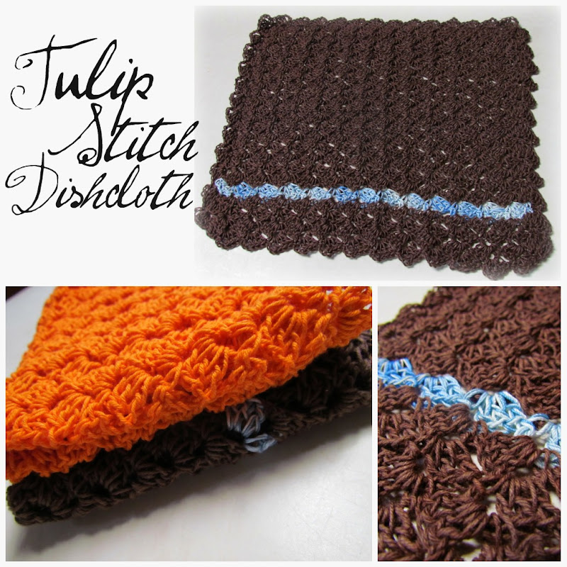 Crochet Pattern Central - Free Dishcloths Crochet Pattern Link