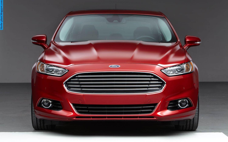 Ford fusion car 2013 front view - صور سيارة فورد فيوجن 2013 من الخارج