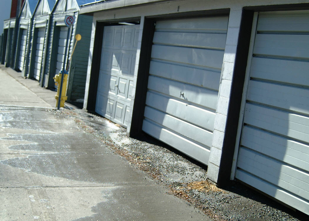 Commercial Painter Warehouse Painter Industrial Painter Loading Dock Painting Striping Florida