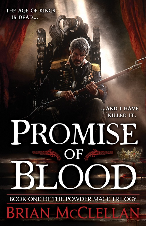 Promise of Blood - The Hattie Awards 2013!!! Or the best books of 2013 (That I've read)