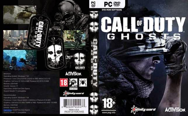 Call of duty ghosts wii u wup installer