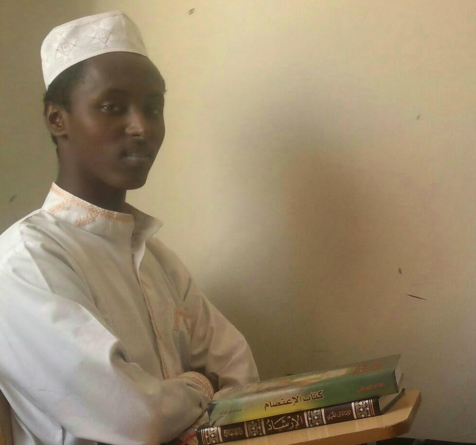 Mahasiswa Somalia di Universitas Al-Ahgaff yang meninggal dunia pada musim panas 2014
