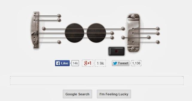 Google Easter Egg - Google Mirror