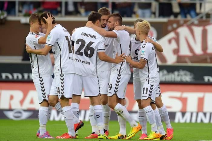 FC St. Pauli vs SV Sandhausen - 3ª Rodada