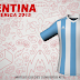 ARGENTINA NT ADIDAS COPA AMERICA 2015 HOME KIT