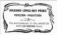 SOLEDAD LOPEZ-REY (MERCERÍA)