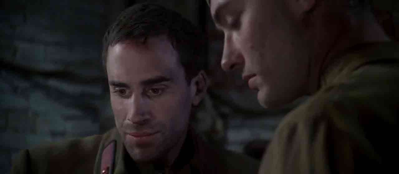 Screen Shot Of Hollywood Movie Enemy at the Gates (2001) In Hindi English Full Movie Free Download And Watch Online at worldfree4u.com