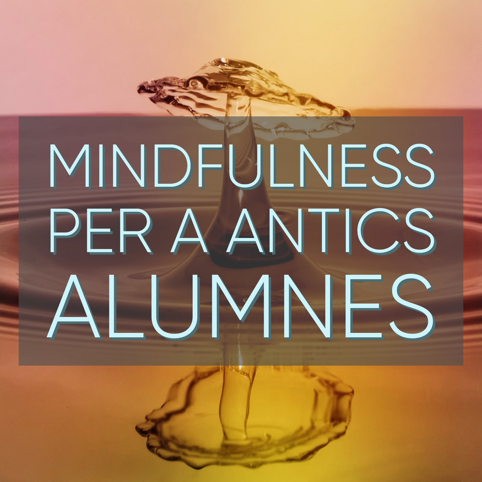 Inscriure a Mindfulness
