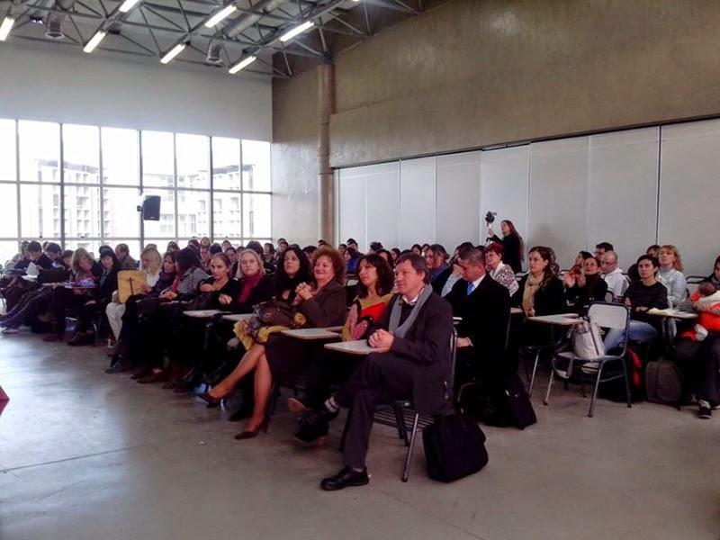 Acto de Inauguración del V Coloquio Internacional de Mendoza