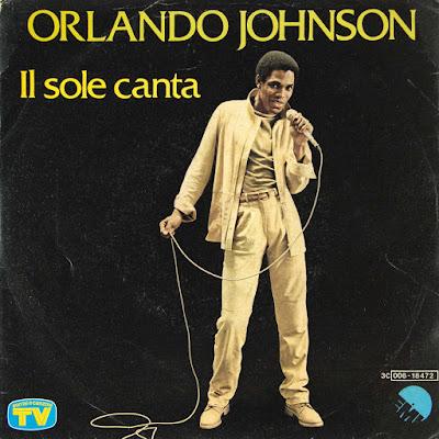 Sanremo 1980 -  ORLANDO JOHNSON - IL SOLE CANTA