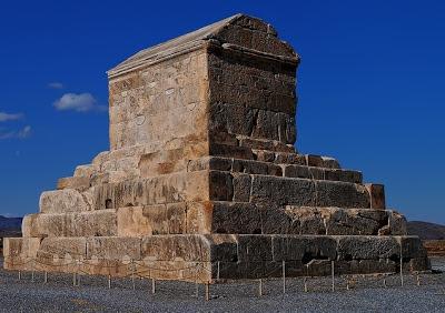 Persia - Tumba de Ciro II - Historia de las civilizaciones