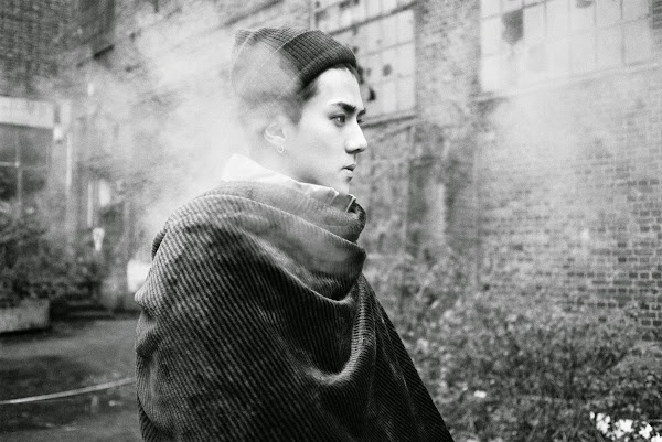 EXO's Sehun concept image from the EXODUS album