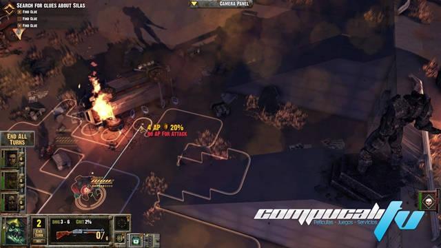Fallen A2P Protocol PC Game Español