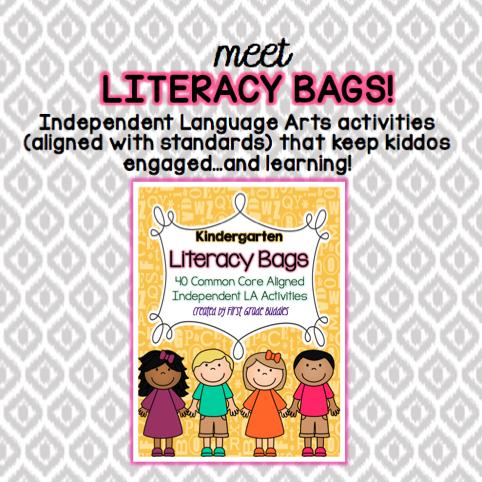 http://www.teacherspayteachers.com/Product/Literacy-Bags-for-Kindergarten-40-Common-Core-Aligned-Language-Arts-Centers-1370535
