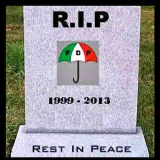 PDP BREAK-UP: Hold Jonathan, Tukur, Akpabio, Wike Responsible By Obinna Akukwe