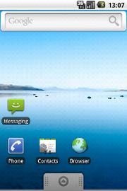 Android Eclair versi 2.0.